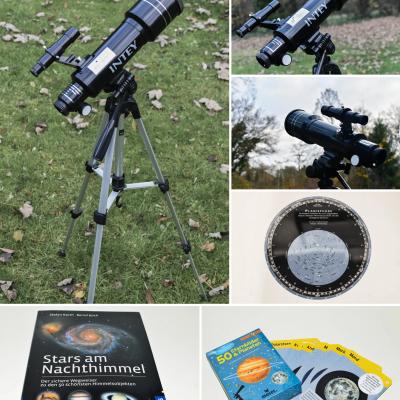 CoriVan Zusatzpaket Sternengucker