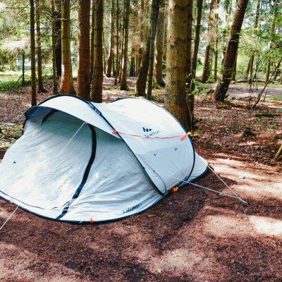 CoriVan Rent a Tent